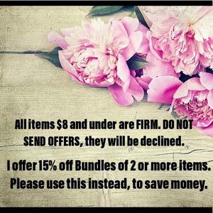 Accessories - 🌸Please Read Before Making an Offer🌸